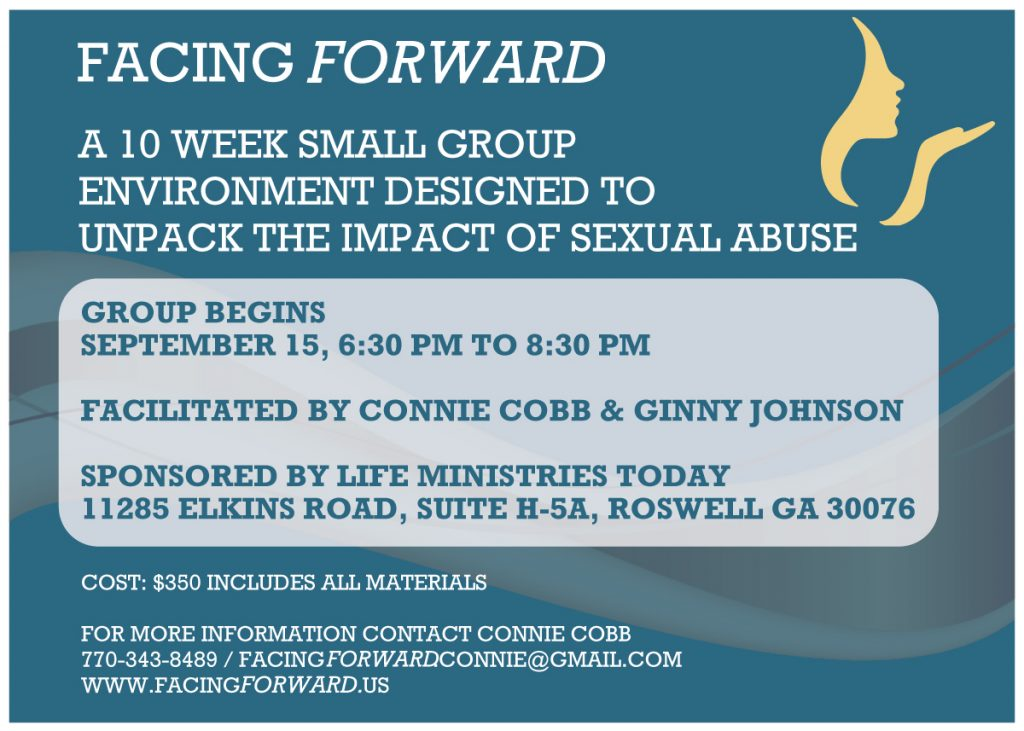 A 10 week Small Group Environment designed to unpack the impact of sexual abuse